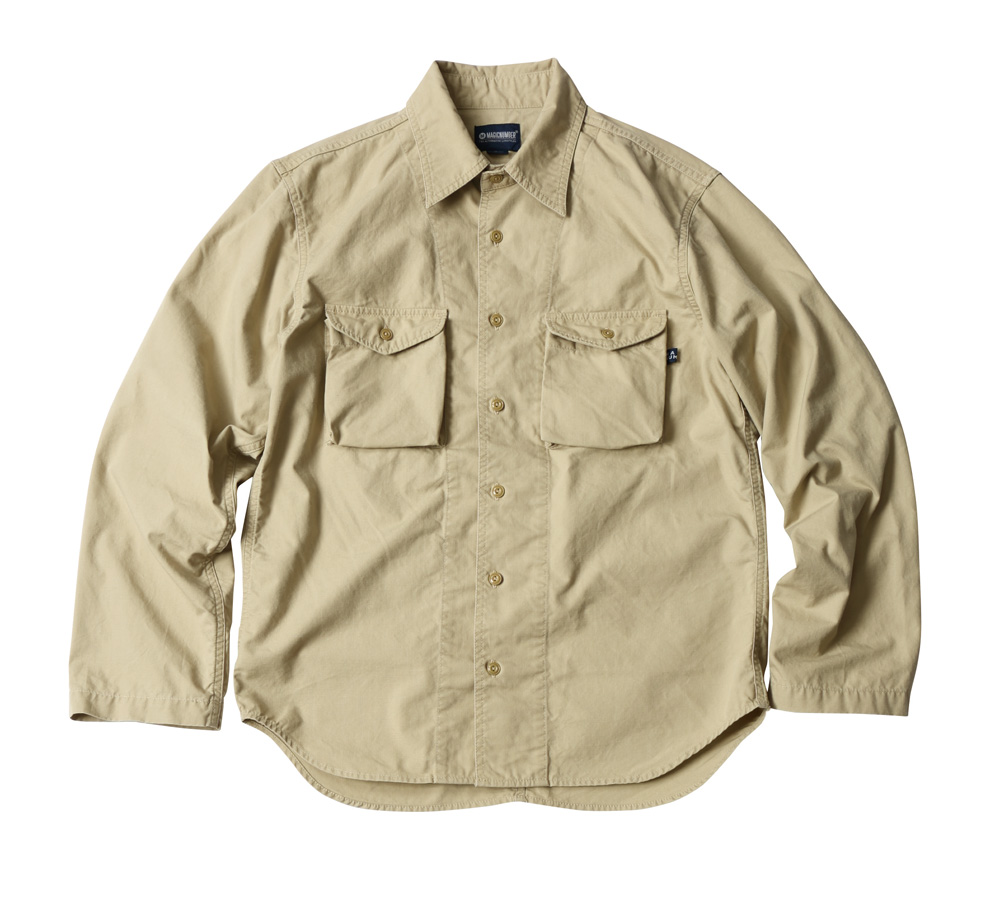 RIPSTOP FIELD SHIRTS - FOR CINEMA CARAVAN