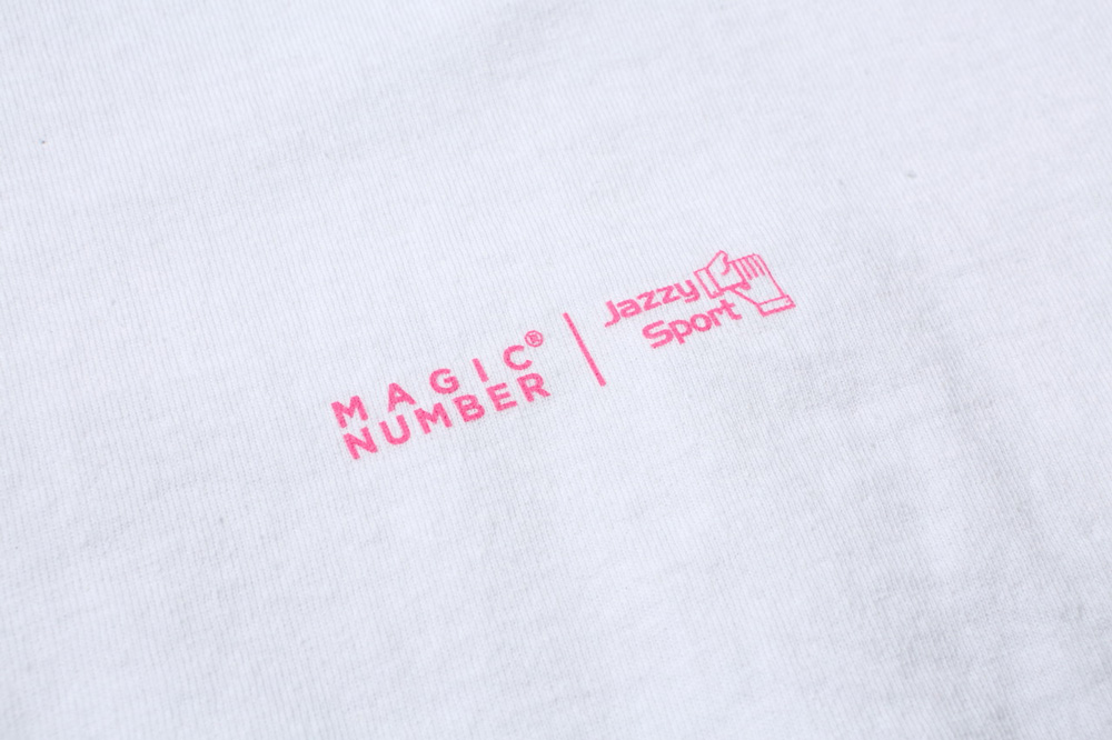 "MAGIC NUMBER × JAZZY SPORT ""ALTERNATE SPACES"" JOURNAL STANDARD 別注コレクション"