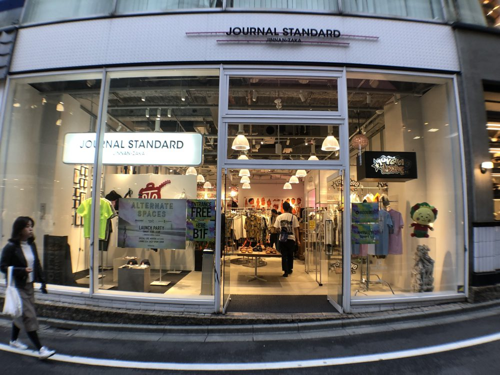 """ALTERNATE SPACES"" 4.26 JOURNAL STANDARD ローンチパーティ Photo"