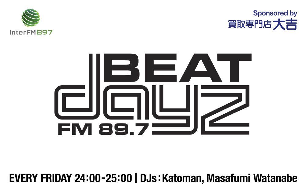 MAGIC NUMBERディレクター中村竜がラジオInterFM897「beatDAYZ」に出演!!