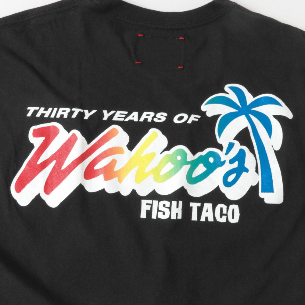 MAGIC NUMBER  × Wahoo's Tacos & More for Sonny Label