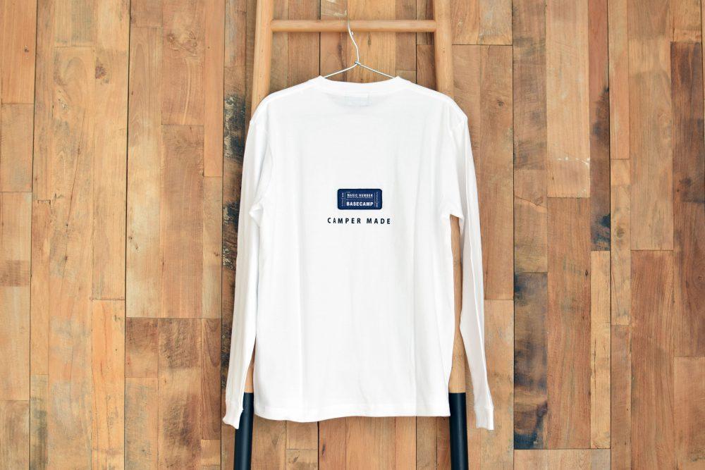 Wood ver.Long-T White back